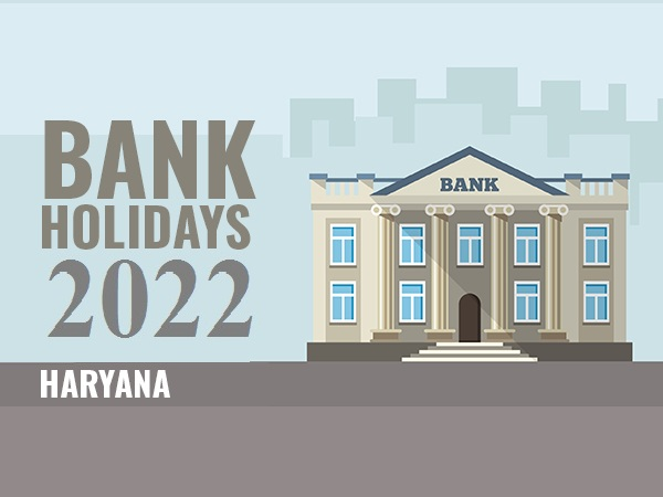 Bank Holidays in Haryana 2019, List of Haryana Bank Holidays