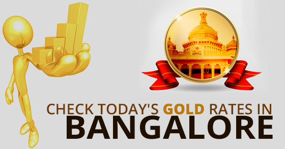 Todays Gold Rate in Bangalore 22 & 24 Carat Gold Price on 19th