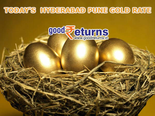 Gold Rate in Hyderabad, 22 & 24 Carat Gold Price Today