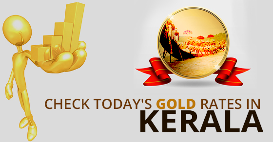 Todays Gold Rate in Kerala, 22 & 24 Carat Gold Price on 13th Aug
