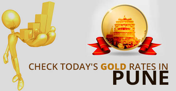 Todays Gold Rate in Pune, 22 & 24 Carat Gold Price on 11th Aug 2019