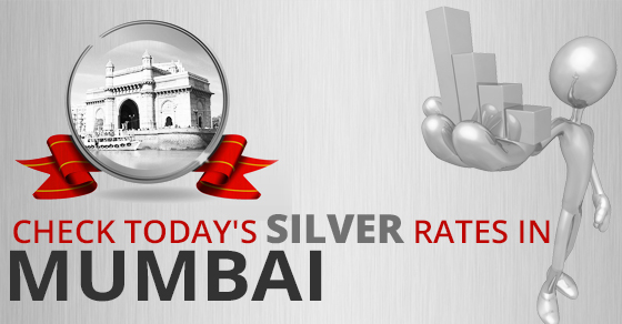 Todays Silver Rate in Mumbai, Silver Price on 8th Sep 2019