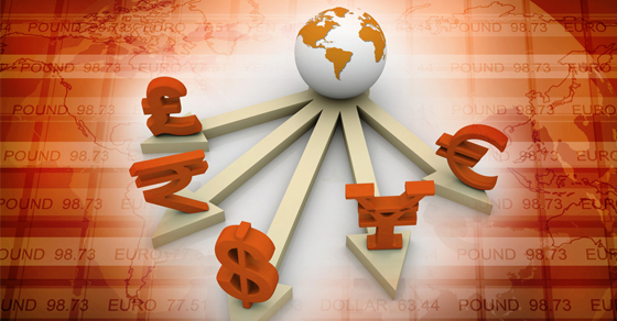 Currency Converter, Money Exchange Rates Calculator
