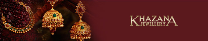 Khazana Jewellery Collections, Offers, Schemes, Branches