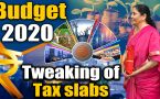 Budget 2020:  Income tax changes expected in this year's budget