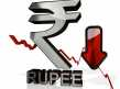 Rupee Dips 23 Paise Fresh 30 Month Low Against Usd