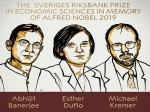 Indian American Abhijit Banerjee With 2 Others Wins Nobel Economics Prize
