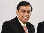 Mukesh Ambani Pips Warren Buffet To Become 7th Richest Globally