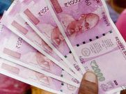 Govt's Total Receipts In April-January At Rs 12.82 Lakh Crore