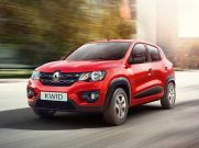 GST: Renault Kwid Crosses New Sales Milestone In India