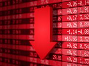 Over 175 Stocks Hit 52-Week Lows in Monday's Trade Session on NSE