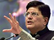 Goyal Asks Companies To Submit Concerns On Draft E-Commerce Policy In 10 Days