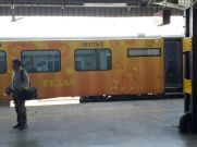Private-Run Tejas Express Train To Offer You Partial Refund On Delay