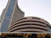 Sensex falls below 16k on Geece default worry