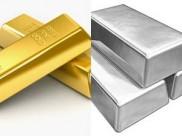 India gold, silver edges up marginally