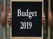 Budget 2019: Benefits for MSMEs Sector