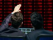 No Place To Hide As Investors Dump Bluechip Stocks