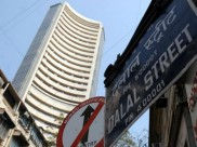 Sensex Trades Lower Following Tech Sell-off In The US