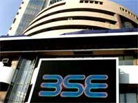 Sensex loses 285 pts at closing
