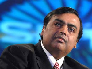 Ambani brothers in direct competition
