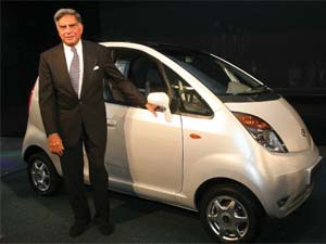 Tata Motors launches Nano in Nepal at Rs 5 lakh