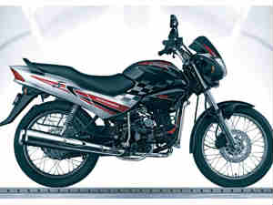 Asia Hero Motorcycle