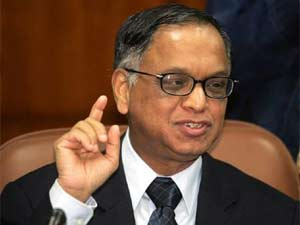 Narayana Murthy of Infosys to retire today