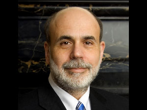 No sign of QE3 for the economy by Ben Bernanke
