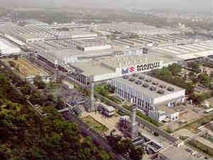 Maruti Suzuki Plant Manesar Gurgaon