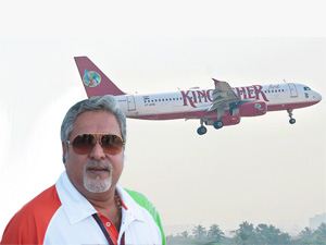 Kingfisher Airlines' Q2 losses doubles