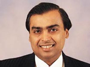 3. Reliance Industries: