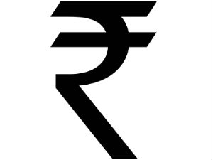 Rupee down 22 paise Vs dollar in early trade