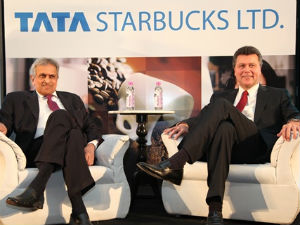 Starbucks to enter India; JV with Tata Global