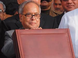 Pranab to present Union Budget on March 16