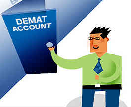 Demat account and how it works?