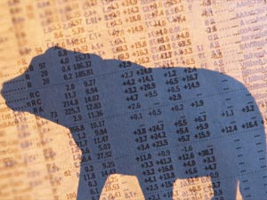 Markets open lower as rising bond yields spook sentiments
