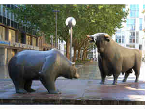 Sensex, Nifty open flat as S&P outlook fears recede