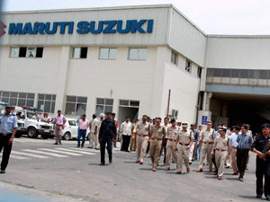 Maruti to lift lock-out at Manesar plant