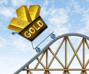 Gold futures hits record of Rs 31,029 on easing optimism