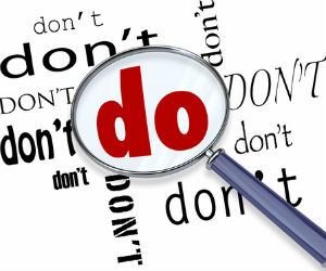 Do's & Don'ts for trading in commodity futures market