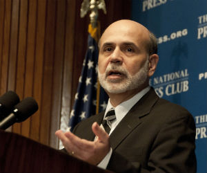 Why markets are obsessed with Bernanke and Draghi?