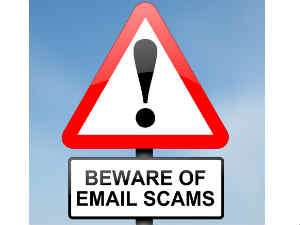 Do not respond to fake E-mail: Income Tax Department