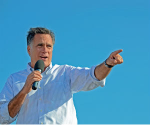 Will gold prices drop if Mitt Romney wins?