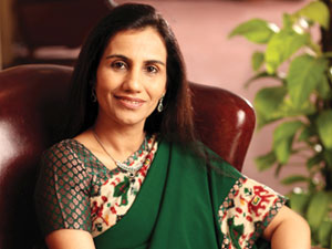 Chanda Kochhar is India's most powerful businesswoman