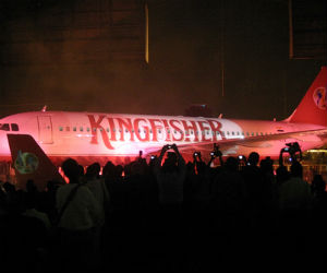 Kingfisher Airlines jumps 5% for third day in a row