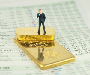 Gold made no headway this week; outlook tepid