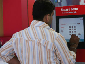 Bharti Airtel net profits dip to Rs 284 crores; stock drops