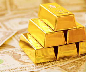 Why are investors least interested in gold?