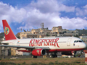 Kingfisher spurts over 4% after Mallya promises revival