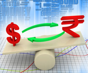 Rupee trading flat; awaits CAD numbers